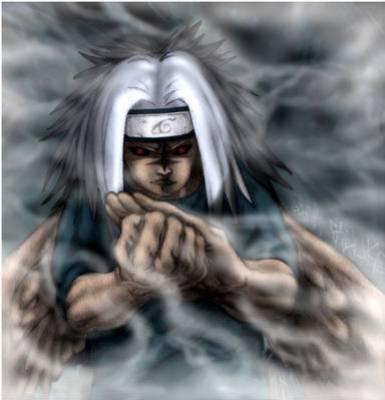 Sasuke niveau 2 ( Devilsasuke )