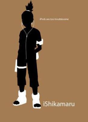 Shikamaru i - pod