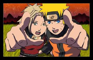 Tsunade Et Naruto