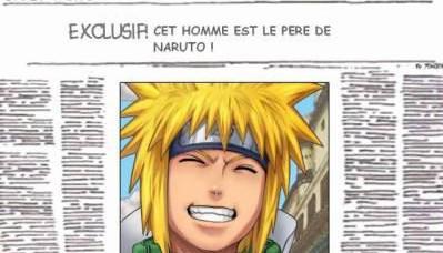 Exclusif ===> Le papa de Naruto