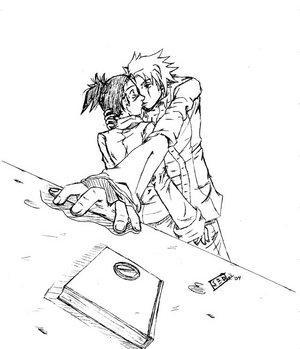 Kakashi et Iruka