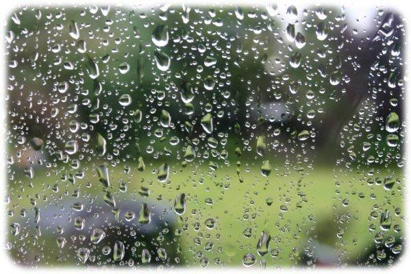 Il pleut ...