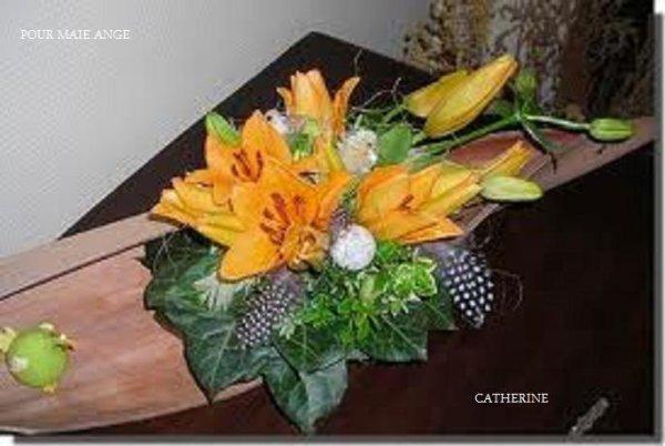 merci à mon amie Catherine pour ce joli cadeau