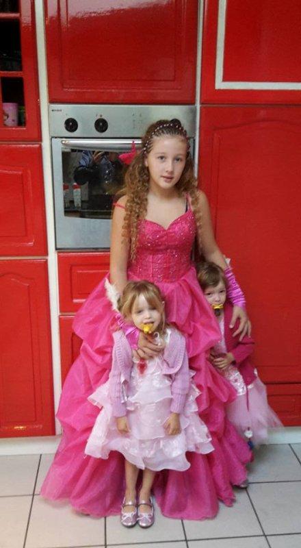 mes princesses d'amour sherley et les jujus