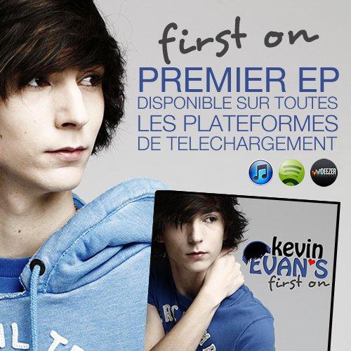 Mon EP disponible sur toutes les plateformes de téléchargement !!!