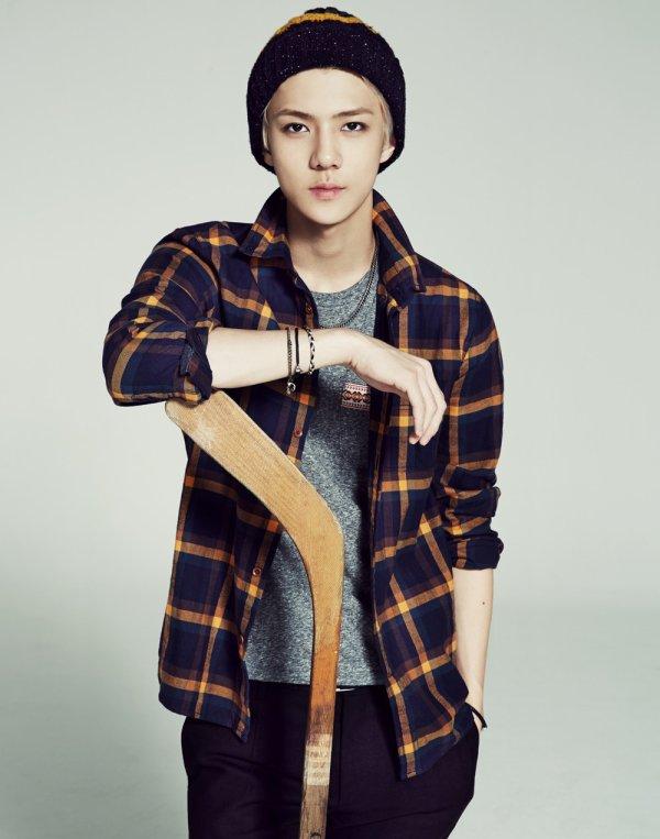 Biographie: Exo-K Se Hun