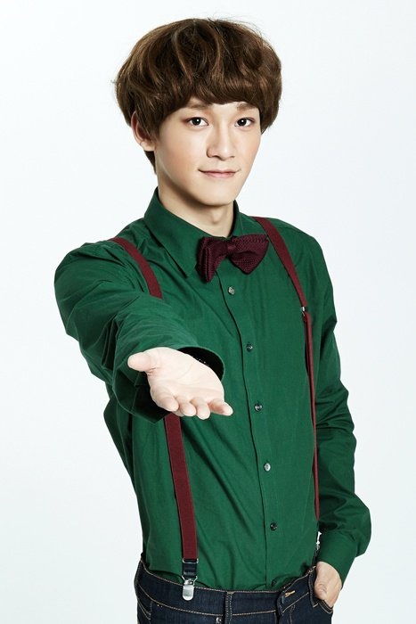 Biographie: Exo-M Chen
