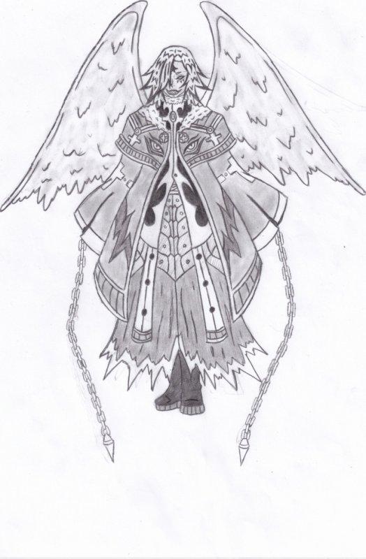 voici un ange