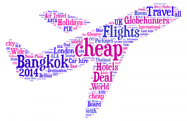 Bangkok Flights with Globehunters