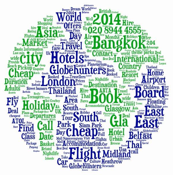 cheap Bangkok Flights with Globehunters