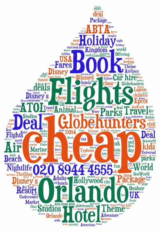 Cheap Orlando Flights with Globehunters