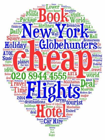 Book Flights to New York