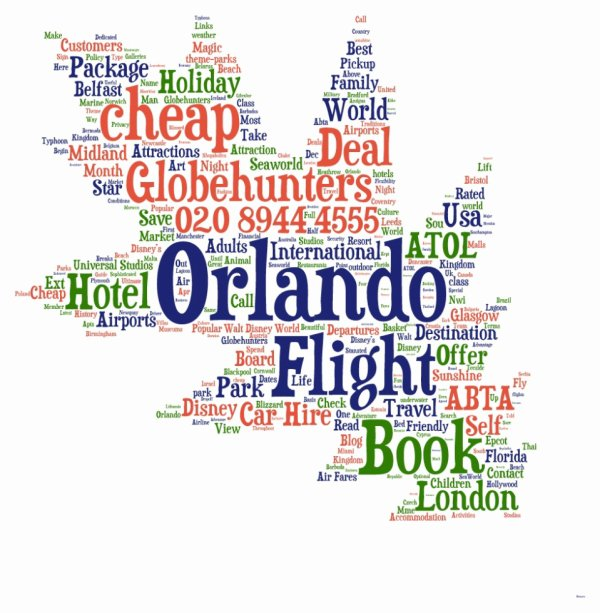 Book Flights to Orlando with Globehunters