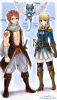 L'histoire de Natsu & Lucy en mode pirate !!♥=)