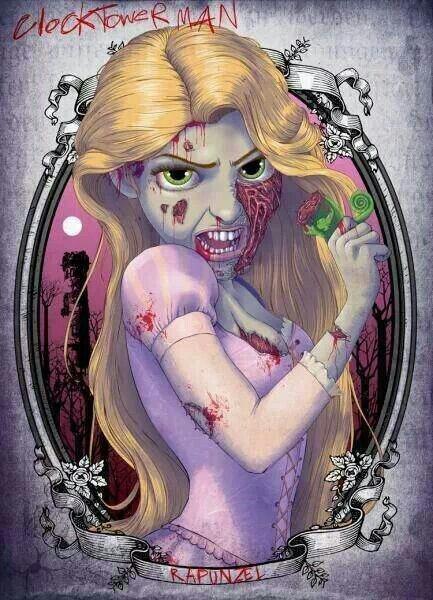 Halloween Princesses.♋