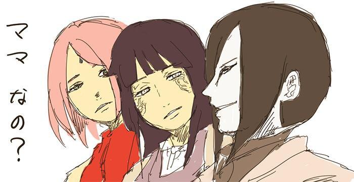 ~ Minato : Naruto ... C'est ton père qui te parle ... Ecoute ton moulin à parole de mère