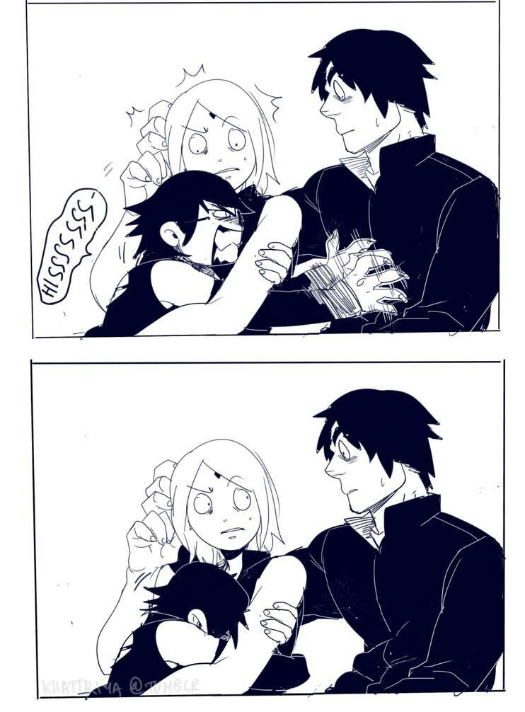 ~ Ta mère t'aimait vraiment