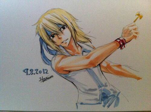 Dessins Fairy Tail (1)-