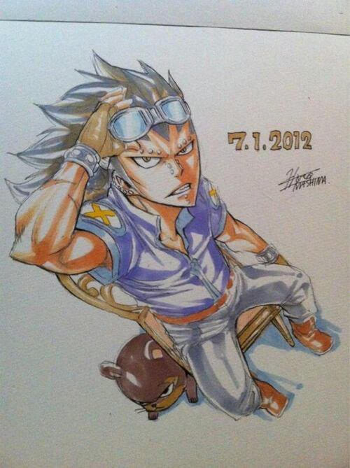 Dessins Fairy Tail ⬅ (2)