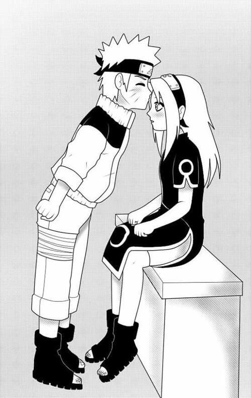Naruto Sakura.