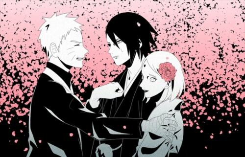 Mariage Sasuke and Sakura