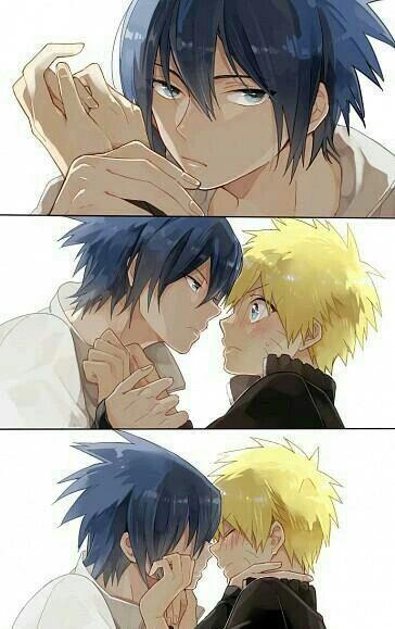 Je te veux Naruto !