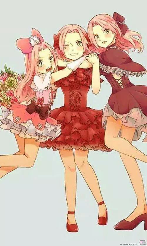 Sakura Haruno déguisement ✰