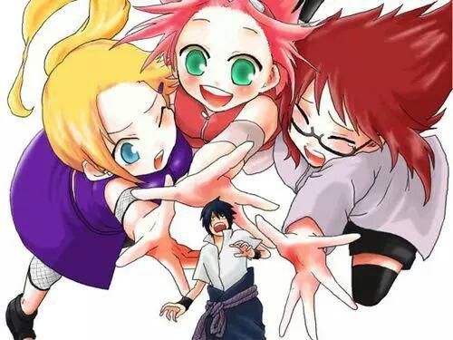 Battle pour t'avoir sasuke..