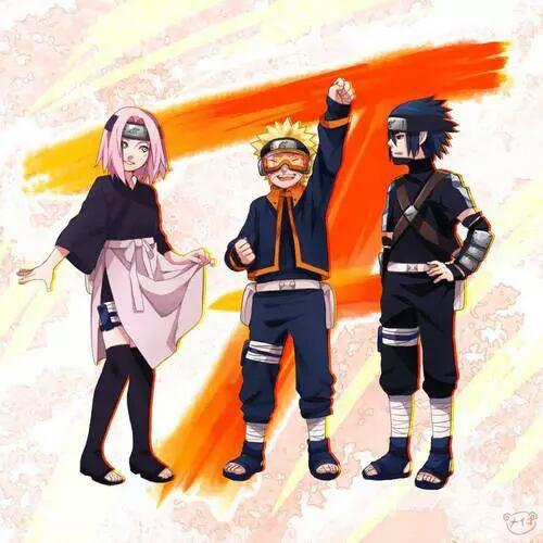 Rin-Sakura ! Obito-Naruto ! Kakashi-Sasuke ✰