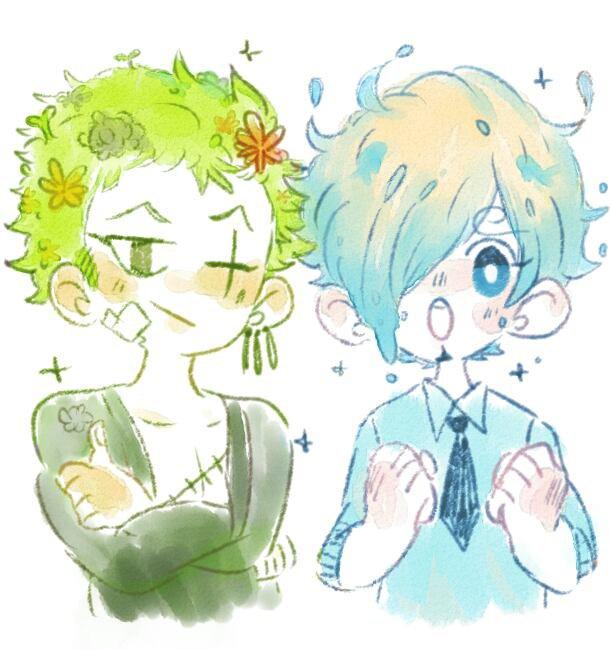 Wooo fleurs
