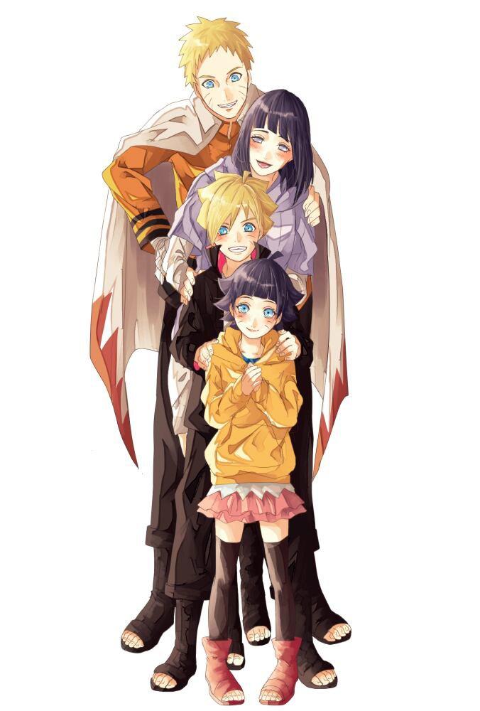 FAMILLES NARA YAMANAKA UCHIHA UZUMAKI