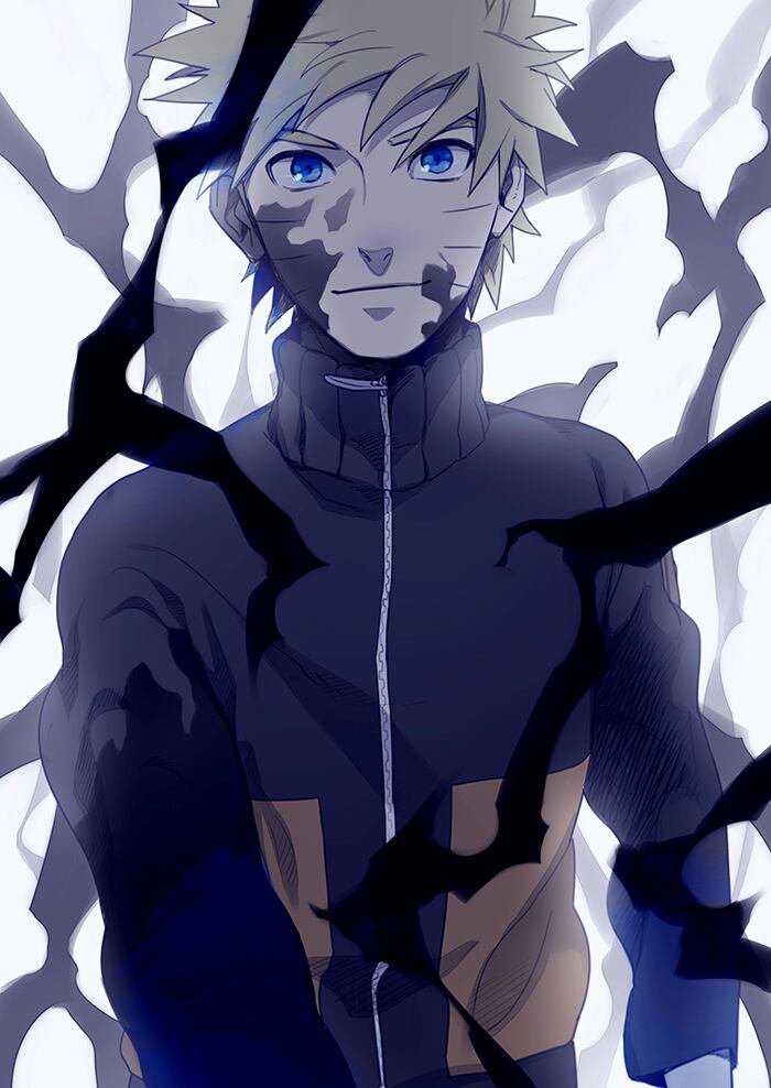 Je serai toujours la mon ami..(Uzumaki Naruto) ✰