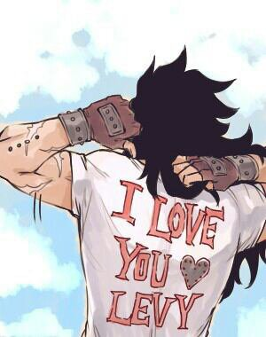 I love you levy.♥