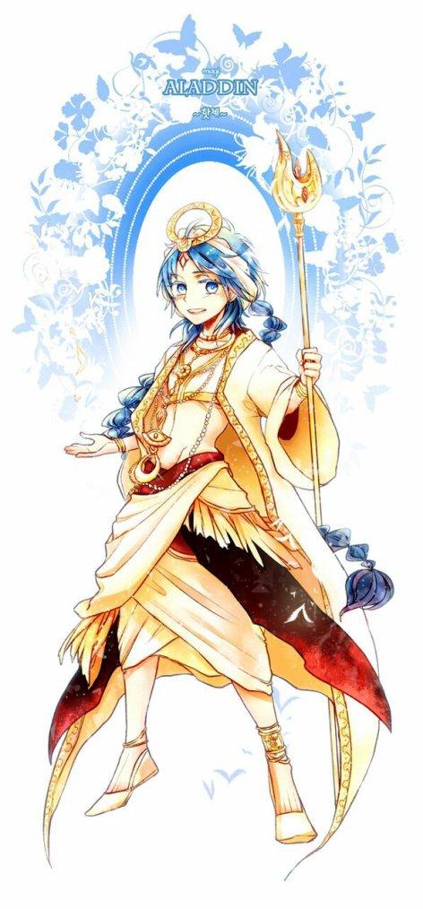 Aladdin!