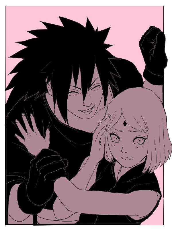 Madara and Sakura