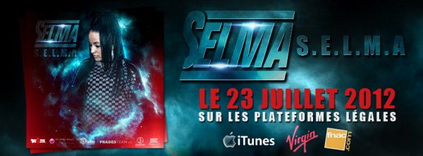 "Digitape ""S.E.L.M.A"". sera disponible le 23 Juillet 2012."