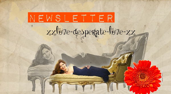 {Article n°11}          Newsletter ♥                                xxlove-desperate-love-xx