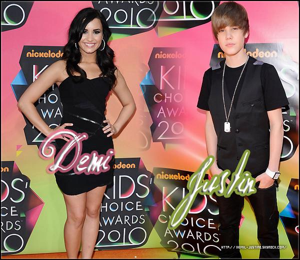 Bienvenu sur demiL-justinB ♦ Ta Source Sur Demi Lovato & Justin Bieber ♦