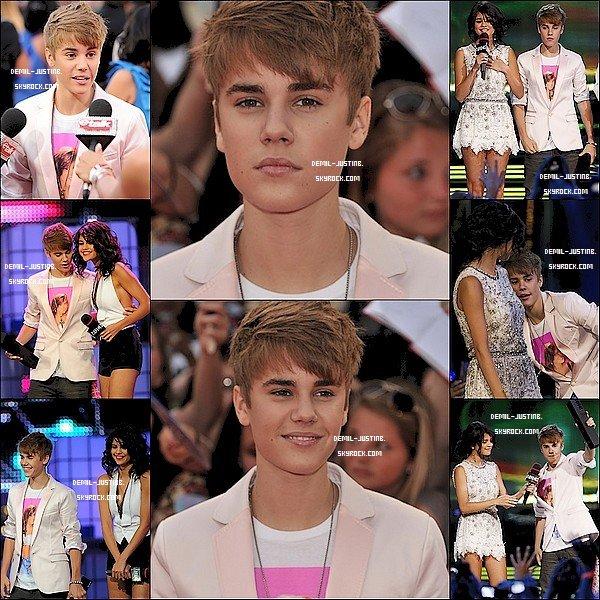 19.06.11 - Justin a été au 22nd Annual Much Music Video Awards en compagnie de Selena - 18.06.11 - Justin à l'anniversaire de Scooter Braun - 2 nouvelles photoshoots de Demi (à voir) Très sublime.