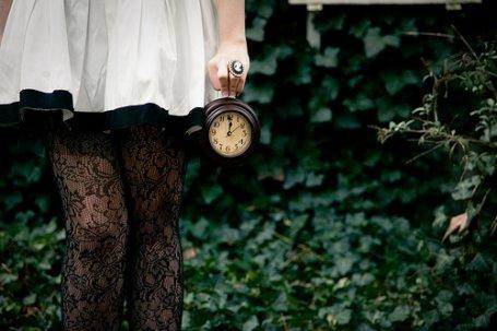 Chaque seconde qui passe est une occasion de changer le cour de sa vie ..