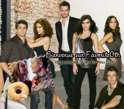 ∙•∙ FavoriteOTH ∙•∙  « B i e n v e n u e . S u r . T r e e . H i l l »  Article 01 . Création: DreamAndPleasure et Texte: FavoriteOTH