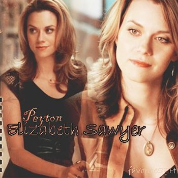 ∙•∙ FavoriteOTH ∙•∙  « P e r s o n n a g e : P e y t o n . E l i z a b e t h . S a w y e r »  Article 14 . Création et Texte: FavoriteOTH