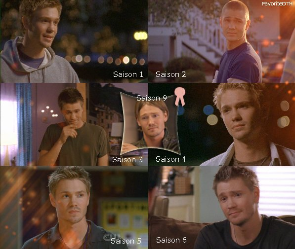 ∙•∙ FavoriteOTH ∙•∙  « D o s s i e r: E v o l u t i o n : L u c a s »  Article 25 . Création et Texte: FavoriteOTH