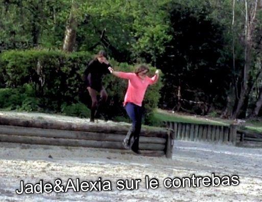 Les délires avec Jade&Alexia :D