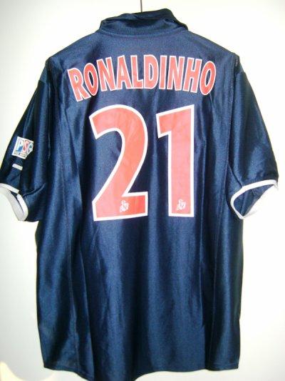 Maillot Ronaldinho