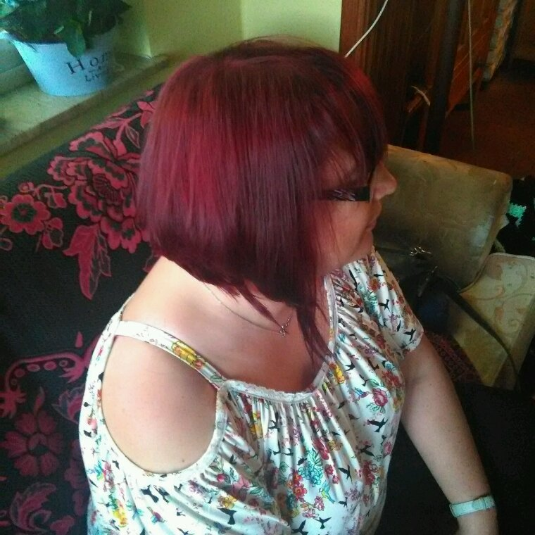 New coiffure new couleur