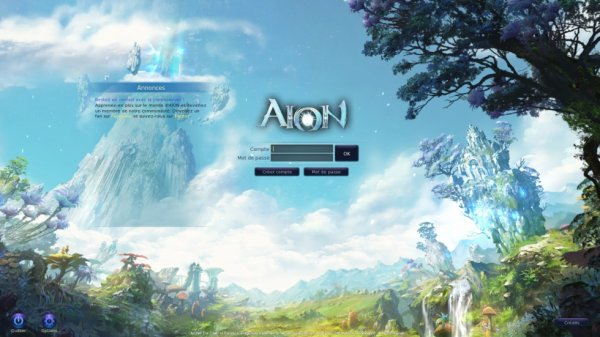 Jeu : AION Extension 5.0 : Souvenirs perdues