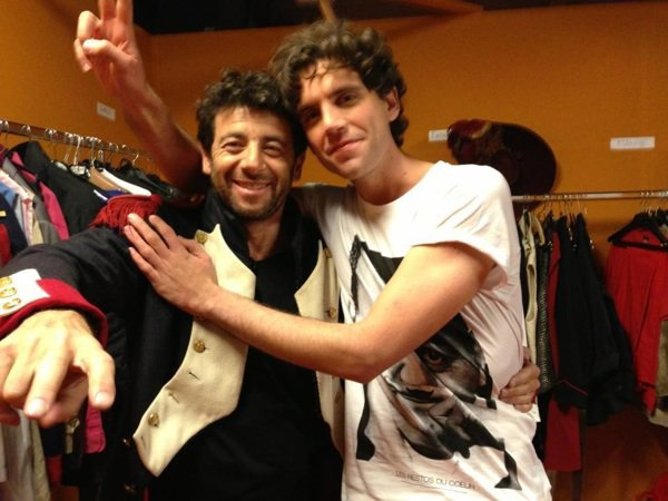 Mika: Les Enfoirés 2013!