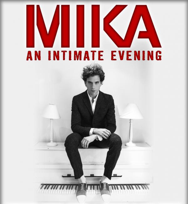 Tournée U.S 2013: MIKA An Intimate Evening.