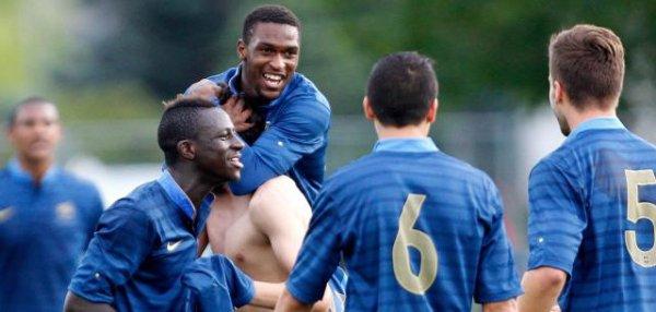 Equipes de France : les jeunes récompensés